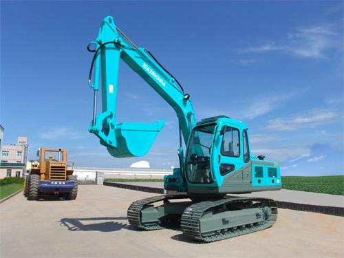 廈鑫CXX120-8挖掘機