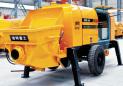 波特重工HBT系列拖泵(力源主油泵)高清图 - 外观