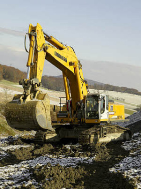 利勃海尔R 974 C Litronic履带式挖掘机