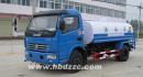 东正东风多利卡SZD5070GSS洒水车高清图 - 外观