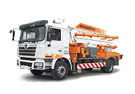 山推HJC5391THB-49米/HJC5410THB-49/HJC5391THB-49C臂架式泵车