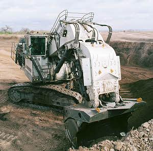 利勃海尔R 996 B履带式挖掘机
