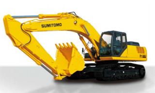 住友SH80-6挖掘机