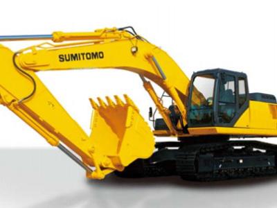 【720°全景展示】住友SH80挖掘機