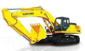 住友SH380-5挖掘机