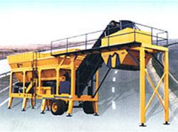 厦鑫移动式WBSY系列稳定土厂拌设备