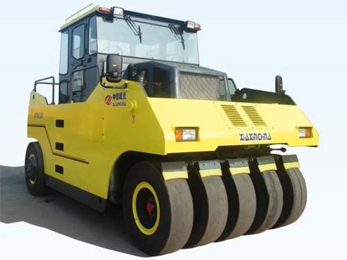 厦鑫CXXMTR9306轮胎压路机高清图 - 外观