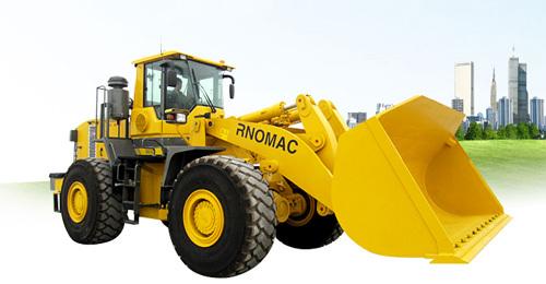 瑞諾重工980G裝載機
