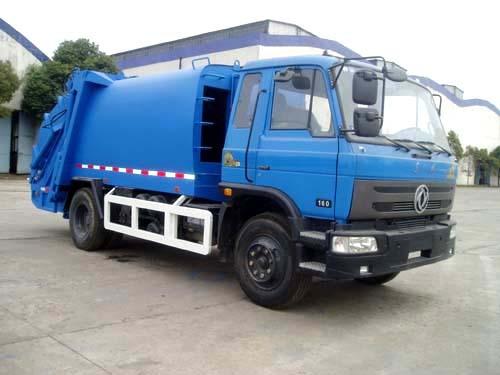 三民重科QZZ-8汽车液压自装式垃圾车