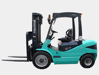 美科斯FD20T/FD25T/FD30T/FD35T/MINI FD40T型2-小4吨柴油(汽油)内燃叉车高清图 - 外观