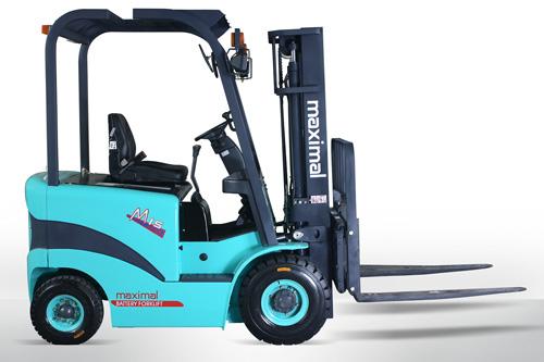 美科斯FB10/FB15/FB18型1-1.8吨电动叉车高清图 - 外观