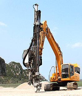 恒日重工W89A凿岩机