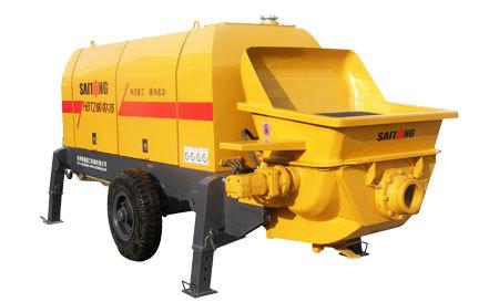 赛通重工HBTZ60-07-75电动机拖泵