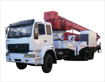 三民重科SN5216THB 32 米泵车