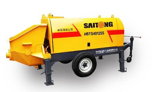 赛通重工HBTS40-12-55(领先型)细石拖泵