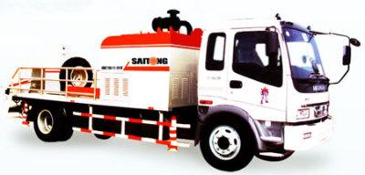 赛通重工HBC100-14-11/174R车载泵高清图 - 外观