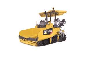 卡特彼勒AP555E沥青摊铺机高清图 - 外观