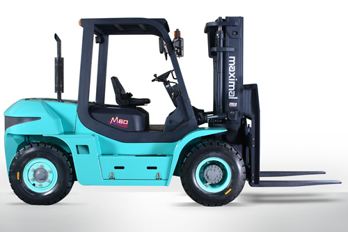 美科斯FD50T/FD60T/FD70T型5-7吨柴油内燃叉车高清图 - 外观