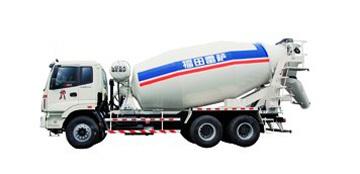 雷萨重机BJ5313GJB-1(12F)搅拌运输车