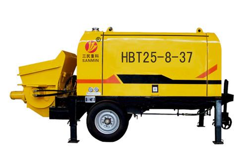 三民重科HBT25-8-37型细石混凝土泵