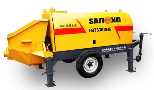 赛通重工HBTS30-10-45(领先型)细石拖泵