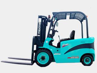 美科斯FB20/FB25/FB30/FB35型2-3.5吨电动叉车高清图 - 外观