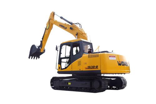 沃得W2150B-8液压挖掘机