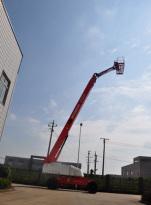 星邦重工GTBZ42直臂高空作业平台