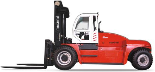 美科斯FD230T/FD250T/FD280T/FD300T/FD320T型23-32吨柴油内燃叉车高清图 - 外观