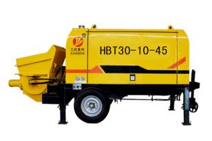 三民重科HBT30-10-45型细石混凝土泵