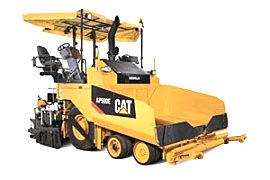 卡特彼勒AP500E沥青摊铺机