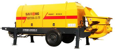 赛通重工HBTS50-13-75电动机拖泵