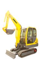 沃得W235液压挖掘机
