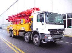赛通重工HB45泵车