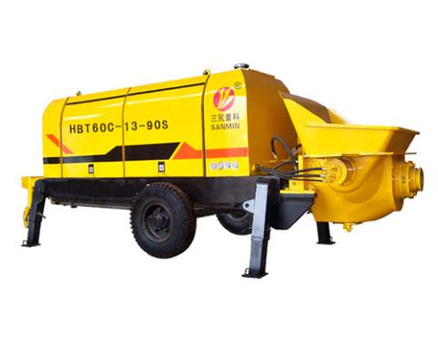 三民重科HBT60C-13-90S型大型混凝土泵