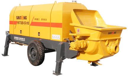 赛通重工HBTS80-13-110电动机拖泵