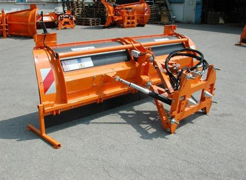 欧亚机械RR系列除雪板