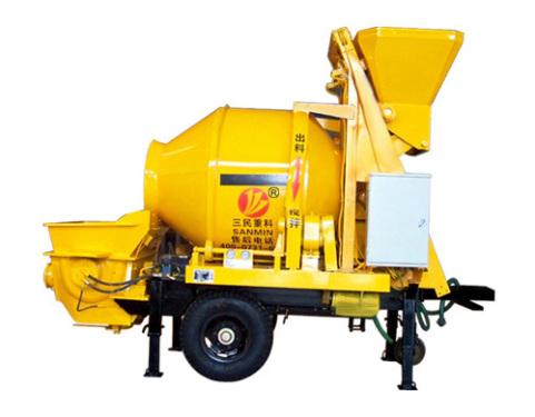 三民重科(Ⅲ代)HBT30C-8-30搅拌拖泵