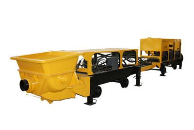 三民重科HBT15-6-22煤矿用混凝土泵