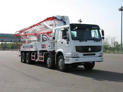 鸿达HDT5351THB-42/4泵车高清图 - 外观