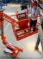 星邦重工GTZZ14E曲臂高空作业平台高清图 - 外观