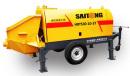 赛通重工HBTS30-10-37(经济型)细石拖泵高清图 - 外观