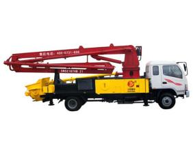 三民重科SN5216THB 21米泵车高清图 - 外观