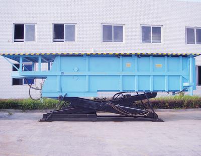 三民重科DLYS-10地下水平垃圾站高清图 - 外观