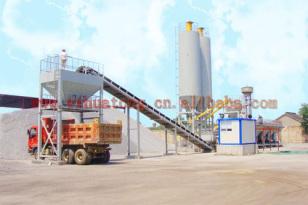 无锡华通WCB-500型稳定土厂拌设备