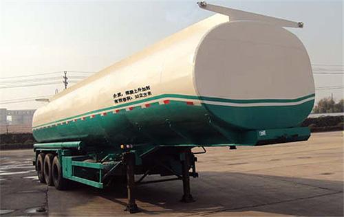 唐鸿重工XT9400GWJJ混凝土外加剂运输半挂车高清图 - 外观