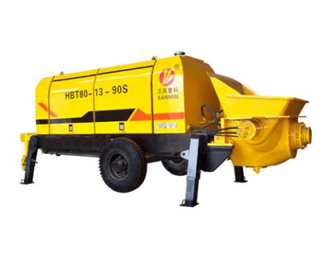 三民重科HBT80B-13-90S型大型混凝土泵