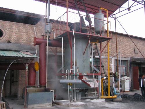 滄田重工專業型燃煤氣瀝青導熱油設備