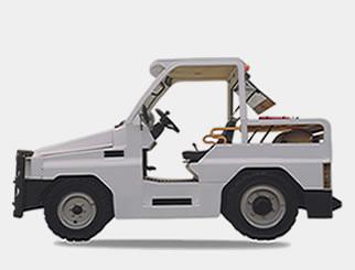 美科斯QNT20/QNT25型天然气牵引车高清图 - 外观