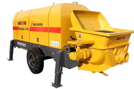 赛通重工HBTS40-13-55电机小型拖泵